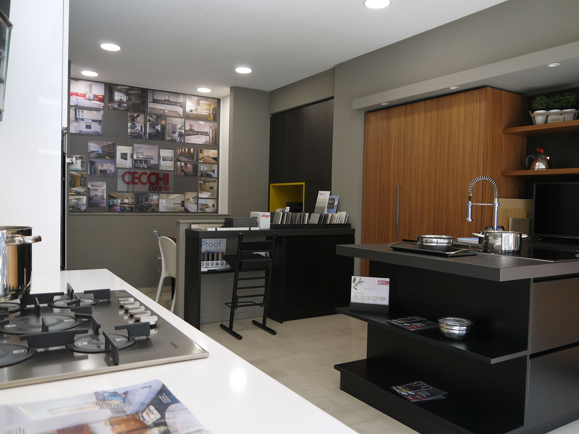 Azienda Showroom Cucine A Roma E Poggibonsi Cecchi Cucine